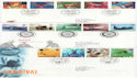 1998 Bulk Buy x10 Different from 1998 SHS FDC (62569)