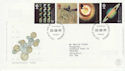 1999-08-03 Scientists Tale Stamps Bureau FDC (62595)