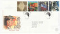 1999-05-04 Workers Tale Stamps Belfast FDC (62606)