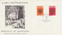 1980-02-05 Guernsey Definitive Stamps FDC (62666)