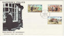 1980-05-06 Guernsey Police Stamps FDC (62669)