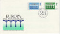1984-04-10 Guernsey Europa Stamps FDC (62694)