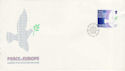 1985-05-09 Guernsey Peace Stamp FDC (62696)
