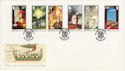 1987-09-09 Guernsey William The Conqueror FDC (62697)
