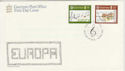 1985-05-14 Guernsey Europa Music Stamps FDC (62701)