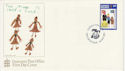 1985-05-14 Guernsey Girl Guide Stamp FDC (62708)