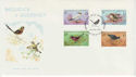 1978-08-29 Guernsey Birds Stamps FDC (62734)