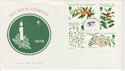 1978-10-31 Guernsey Christmas Stamps FDC (62738)