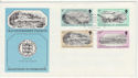 1982-02-02 Guernsey Old Prints Stamps FDC (62767)