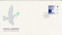 1985-05-09 Guernsey Peace Stamp FDC (62771)