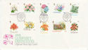 1993-03-02 Guernsey Definitive Stamps FDC (62793)