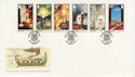 1987-09-09 Guernsey William The Conqueror FDC (62864)