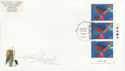 1998-11-02 Christmas Stamps TL Oxford FDC (63042)