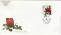 2002-11-05 Christmas Stamp 1st Phil Stamp Dartford FDC (63050)