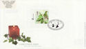 2002-11-05 Christmas Stamp E Shepherds Green FDC (63051)
