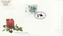 2002-11-05 Christmas Stamp 2nd Nasareth FDC (63053)