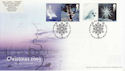2003-11-04 Christmas Stamps + Labels Bethlehem FDC (63071)