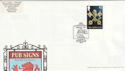 2003-08-12 Pub Signs Stamp Gloucester FDC (63084)