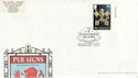 2003-08-12 Pub Signs Stamp Shepherd Neame FDC (63087)