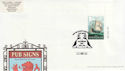 2003-08-12 Pub Signs Stamp Baltasound FDC (63088)