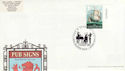 2003-08-12 Pub Signs Stamp London N19 FDC (63089)