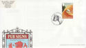 2003-08-12 Pub Signs Stamp T/House Edinburgh FDC (63093)