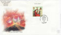 1999-06-01 Entertainers Tale Stamp Glasgow FDC (63107)