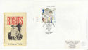 1999-07-06 Patients Tale Stamp Glasgow FDC (63118)