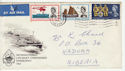 1963-05-31 Lifeboat Stamps Paignton FDC (63145)