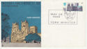 1969-05-28 British Cathedrals York Minster FDC (63166)