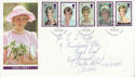 1998-02-03 Diana Stamps Kensington London FDC (63230)