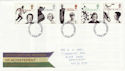 1998-08-06 Women of Achievement Stamps FDC (63237)