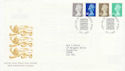 1999-04-20 Definitive Stamps Windsor FDC (63271)