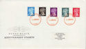 1990-01-10 Penny Black Anniv Definitive Stamp FDC (63277)