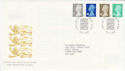 1999-04-20 Definitive Stamps Windsor FDC (63293)