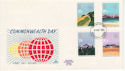 1983-03-09 Commonwealth Day Plymouth FDC (63303)