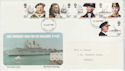 1982-06-16 Maritime Heritage Stamps Devon FDC (63305)
