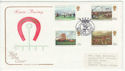 1979-06-06 Horse Racing Stamps Epsom Surrey FDC (63312)