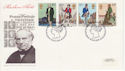 1979-08-22 Rowland Hill Stamps Bureau FDC (63493)