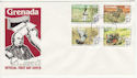 1979-07-23 Grenada Rowland Hill Stamps FDC (63496)