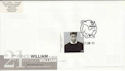 2003-06-17 Prince William Stamp Isle of Pabay FDC (63498)