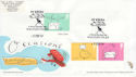 2004-02-03 Occasions Stamps St Kilda FDC (63528)
