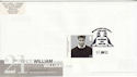 2003-06-17 Prince William Stamp Baltasound FDC (63529)