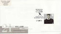 2003-06-17 Prince William Stamp St Kilda FDC (63530)