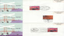 2003-07-15 Scotland A British Journey x8 SHS FDC (63532)