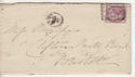 Queen Victoria Stamp Used on Cover (63548)