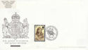 2002-09-30 Queen Mother Stamp Windsor Souv (63581)