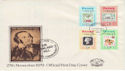 1979-11-27 Kenya Rowland Hill Stamps FDC (63609)