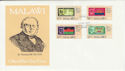 1979-09-17 Malawi Rowland Hill Stamps FDC (63614)