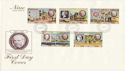 1979-07-03 Niue Rowland Hill Stamps FDC (63623)